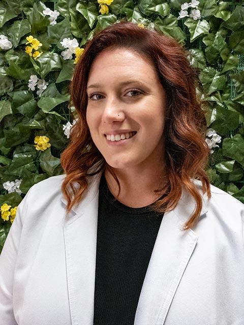 Paige Mooney, Licensed Esthetician
