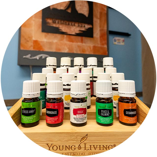 Essential Oils Classes at Above & Beyond Wellness