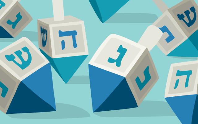 Spa Gift Cards - Happy Hanukkah