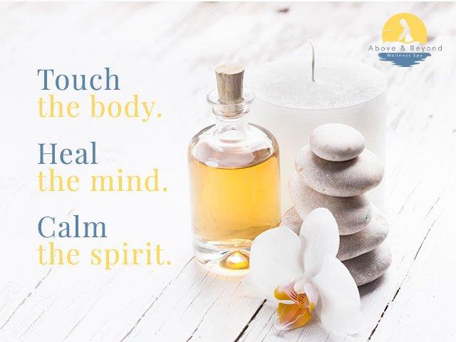 Above & Beyond Wellness Spa